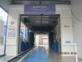 completamente automático del túnel dispositivodelavado tipo y el túnel de lavado de coches del sistema