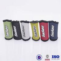 Colorful elastic sports basketball neoprene rubber mesh cloth finger protectors