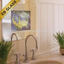 bathroom lcd mirror tv, EB GLASS