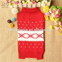 Wholesale Custom Knit Pattern XXL Dog Sweaters
