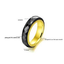 Latest fashion italian wedding rings (ER-009)