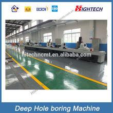 high efficiency TK2125A CNC 8m boring depth deep hole drilling machine and boring machine
