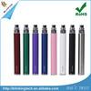 Shenzhen factory made vaporizer pen bottom voltage adjustable ego c twist battery