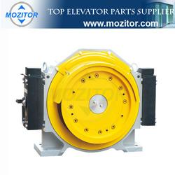 Elevator parts | Traction Machine MZT-TG-W8 | gearless elevator traction machine