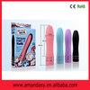 Hot selling adult novelty party toys charming women using korea sex toys best female vibrator AVB003