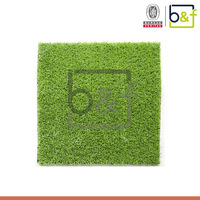 Modern self adhesive backing artificial grass bed room mat