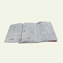 big hot sale pop up book printing printing paper a4