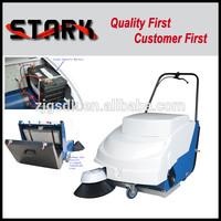 SDK800 Mini electric street sweeper for bus station floor
