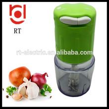 professinoal design food processor mini plastic electric onion chopper