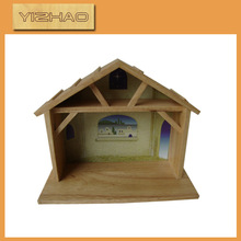 2014 Hot Sale Table Standing Wooden Decoration,artificial grass decoration crafts