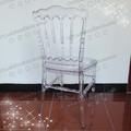 Mobília do hotel e aparência antiga plexi cadeira napoleão yc-a61