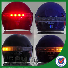 top quality and popular type led wireless motorcycle helmet brake light kit