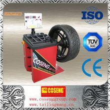 steel aluminum wheel balancing alignment equipment
