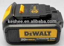 20V Dewalt Power tool Li-ion battery 3000mAh For DeWALT DCB200, DCB201 DCF895C2 DCS380L1 DCG412L2