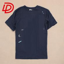peruvian cotton t shirt New design short sleeve cotton plain white shirts 2015 mens lycra o-neck wholesale t shirt