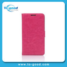 Luxury Stand Design Book PU Leather Case For LG Optimus L5 E612, For LG L5 E610 E650 Cell Phone Case