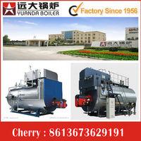 Henan Yudan Boiler industrial milk boiler