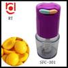 professinoal design food mill plastic electric mini food processor