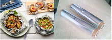 high quality aluminium foil raw material, alu foi for food wrapping/baking/storing/freezing