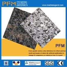 Cheaper popular flamed granite natural split
