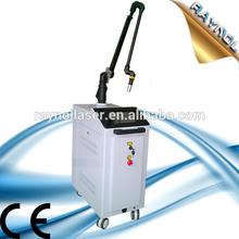 2014 la terapia con láser equipo de hecho en china de beijing distribuidores de agentes necesarios q switched nd yag láser/del laser del retiro del tatuaje