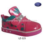 Popular design fashion child shoes