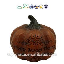 halloween craft resin pumpkins