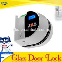 ZKS G1 Biometric Door Lock upload/download by USB port