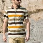 cheap price high quality dri fit two color pima cotton polo shirt design