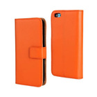 Stand Wallet flip with photo frame Leather mobile phone case for iphone 5c