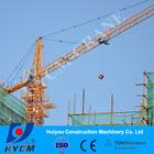 TC5008 4 tons jacking cage topkit tower cranes