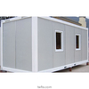 Container House, Used as Kiosk, Booth, Office, Sentry Box, Guard House, Shop and Toilet