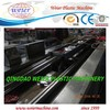 High Quality wpc wooden plastic compound machinery