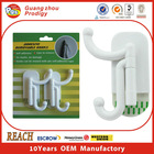 Double hanger self adhesive wall sticky hook