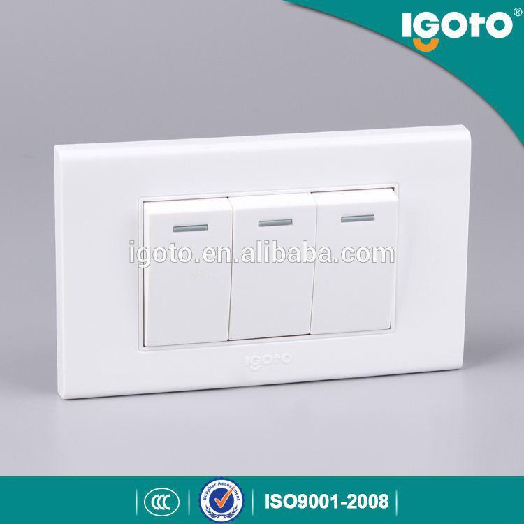 Igoto a5031 tipi interruttori elettrici interruttore wifi for Tipi di interruttori elettrici