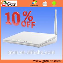 150Mbps Wireless ASDL2/2+Router GOLDWEB 4 *RJ45+ 1* RJ11 adsl wifi modem