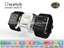 multifunctional bluetooth sport watch u watch u3 for android smart phones