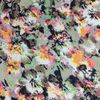 Fancyfly Top Quality chiffon fabric / chiffon dress fabric karachi pakistan / cotton chiffon fabric