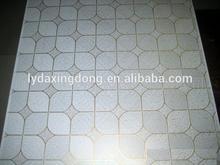 3d gesso painéis de parede decorativos modelos telhas para o banheiro