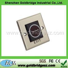Most popular updated aluminium door release button