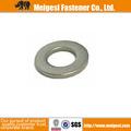 suministro de cierre estándar de buena calidad y precio de acero al carbono de zp o yzp din125a delgada arandela plana
