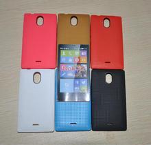 TPU soft silicon case for nokia x2-01