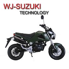 Race Bike (150cc) Wonjan-Suzuki engine, Motorcycle, , Motorbike, Chopper bike, Autocycle,Gas or Diesel Motorcycle (Green)