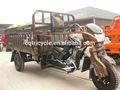 motorizado de conducción de tipo de carga y el uso de 250cc adultos triciclo de carga