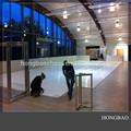Arena pista di pattinaggio/pavimentazione pista di pattinaggio/cortile pista di bordo di hockey