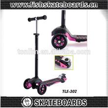 kick kids 3 wheel scooter
