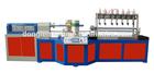 ZJG-80-II-D high-speed auto spiral muliti-cutter paper tube paper core product making machinery