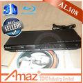 2014 nuevo diseño de venta caliente 3D blu ray dvd paypal en américa