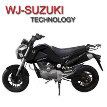 Race Bike (150cc) Wonjan-Suzuki engine, Motorcycle, , Motorbike, Chopper bike, Autocycle,Gas or Diesel Motorcycle (Black)