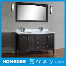 "60"" true contemporary furniture manufacturer bathroom vanity picture"